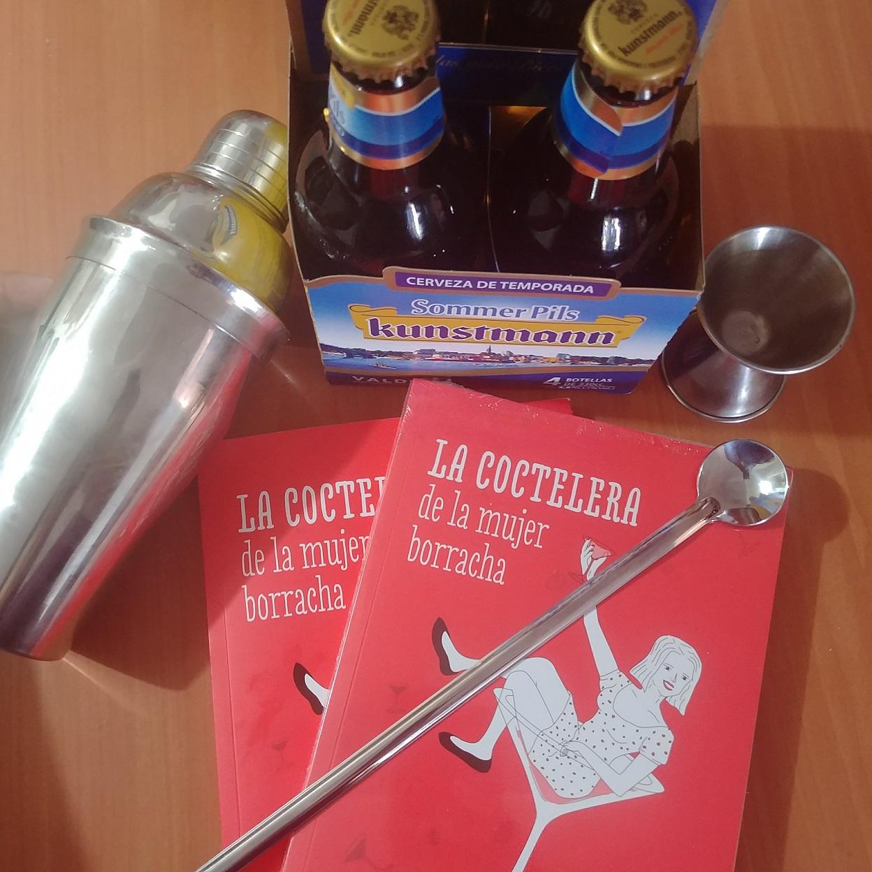#Concurso: Domina el bar junto a La Coctelera de la Mujer Borracha y Rompiendo el Corcho