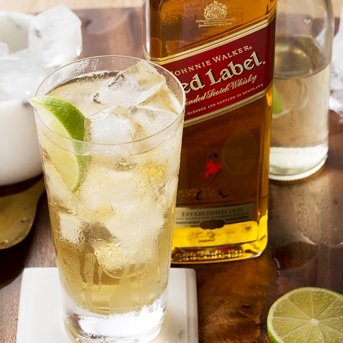 Johnnie Walker Red Label obtiene doble medalla de oro en importante certamen internacional