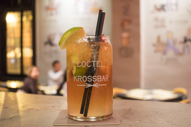 Krossbar presenta nuevos cócteles con cerveza