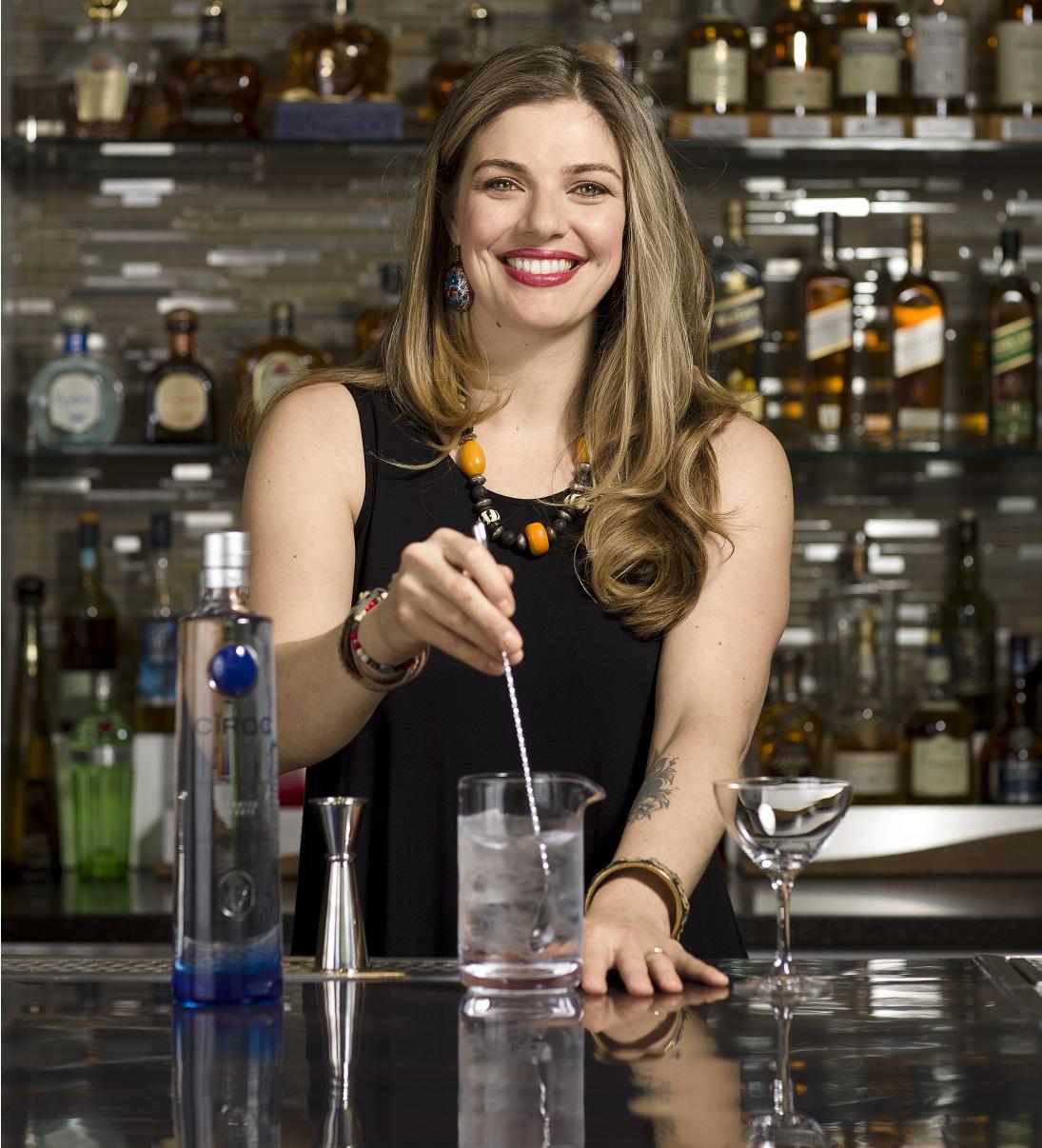 De gastronomía y coctelería: Asistimos a una clase magistral con Lauren Mote