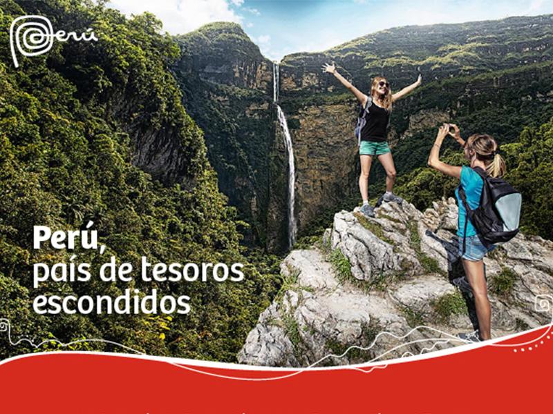 Las alternativas de Perú: Selva, gastronomía y Patrimonio.