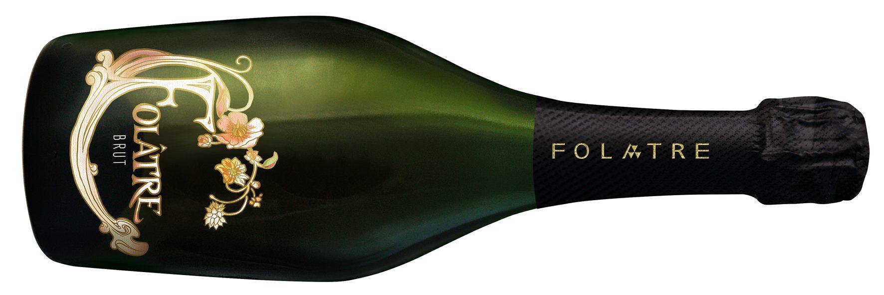 Viña Folâtre presenta nueva imagen de su Espumante Brut
