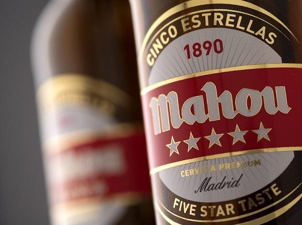 Mahou sigue marcando su paso en Chile