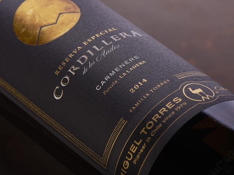 Vinos Cordillera presenta su nueva imagen