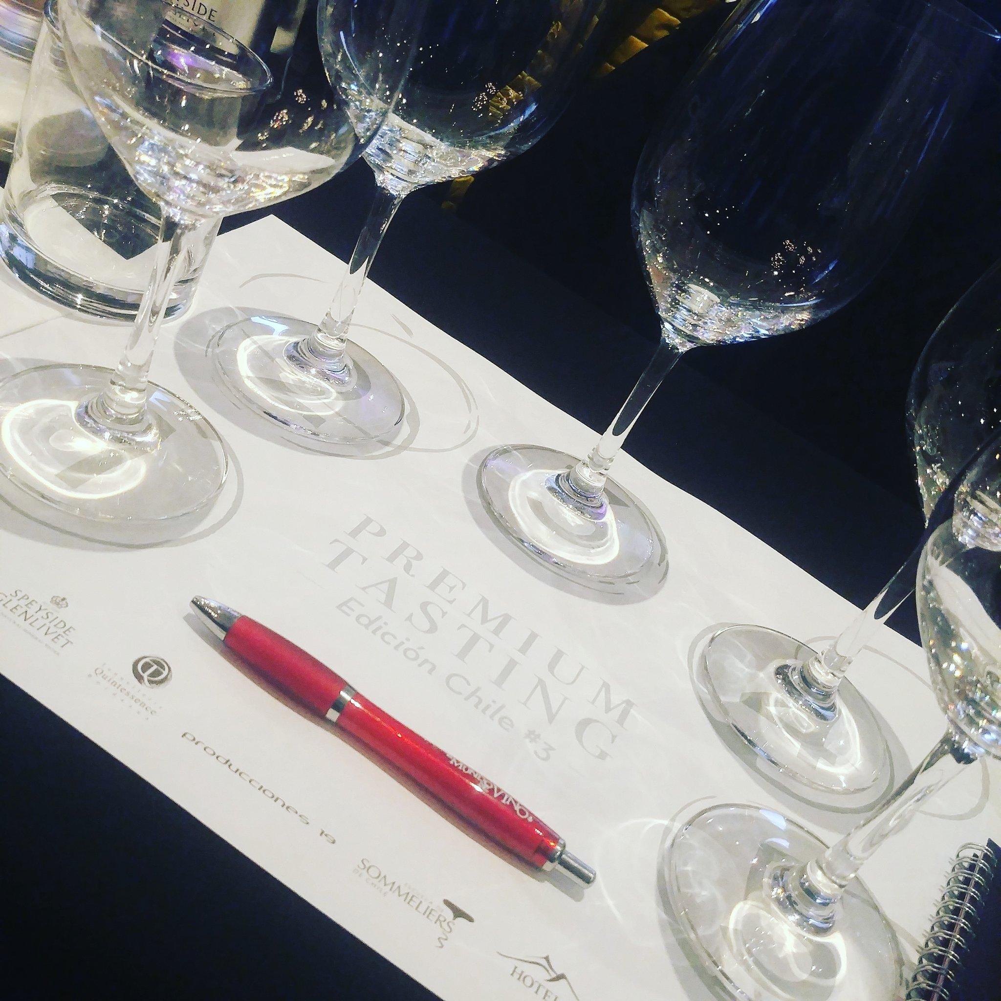 Premiun Tasting: Una batería de clásicos, nuevos y entretenidos vinos.