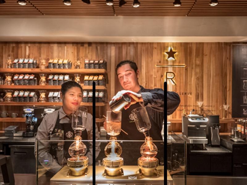 Los baristas de  Starbucks Chile competirán este fin de semana