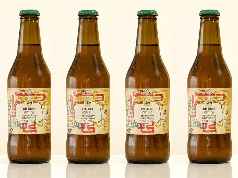 Hoppy Pils, la lager sin filtrar de Kross