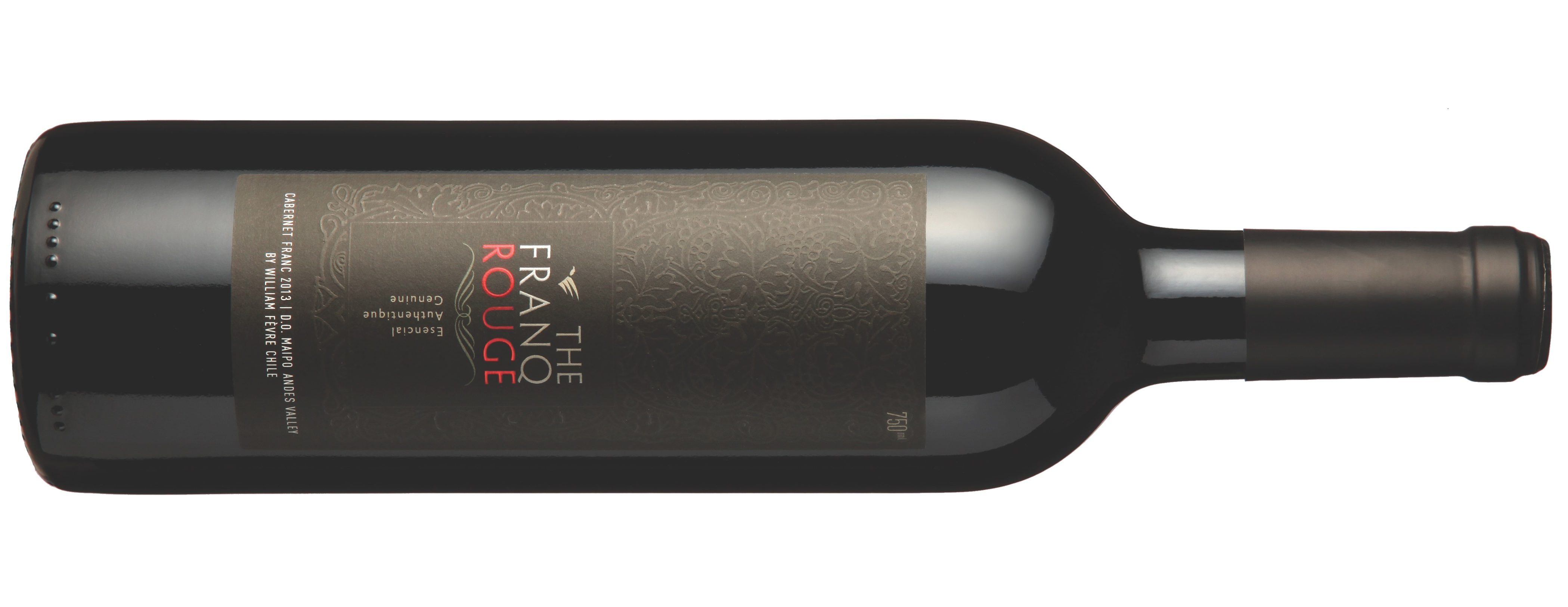 The Franq Rouge 2014 el vino de montaña de William Fevre