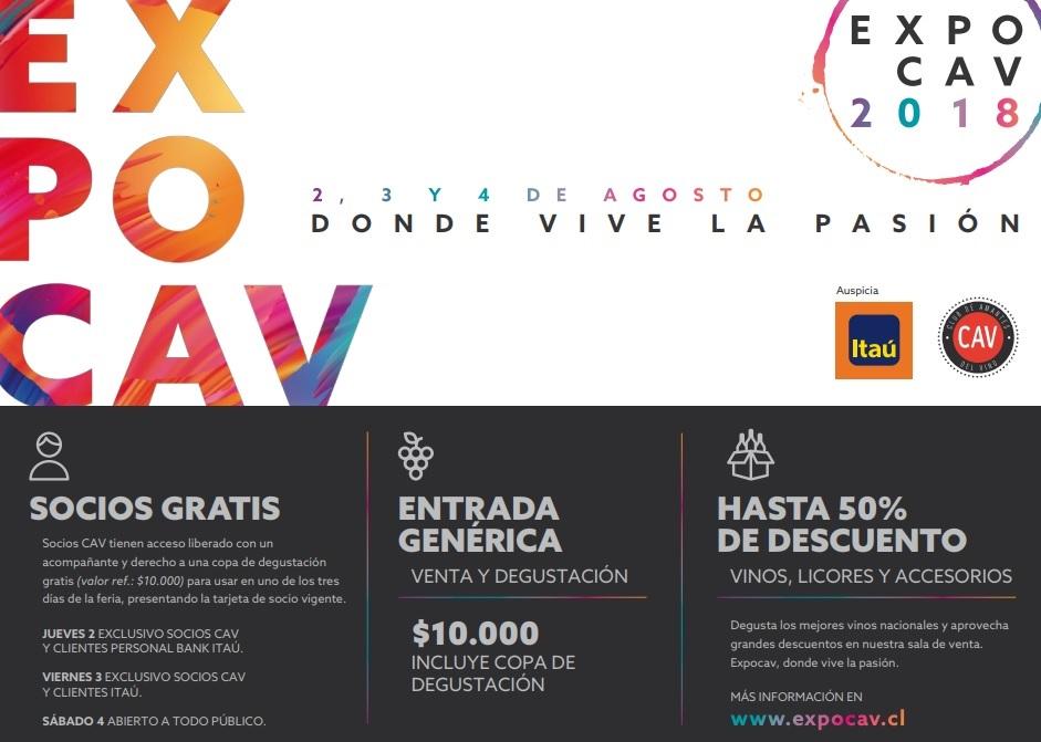 CONCURSO: Te invitamos a EXPO CAV