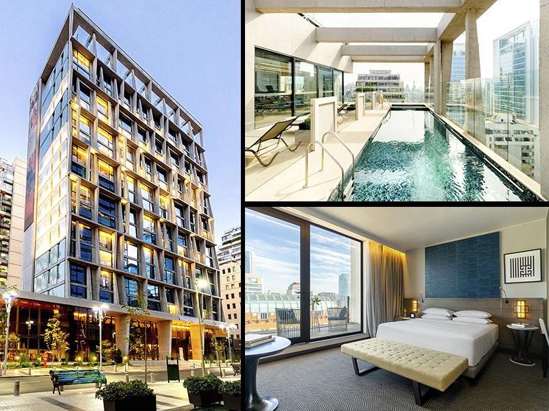 Hyatt Centric Las Condes Santiago: la joven marca de hoteles llega a Chile