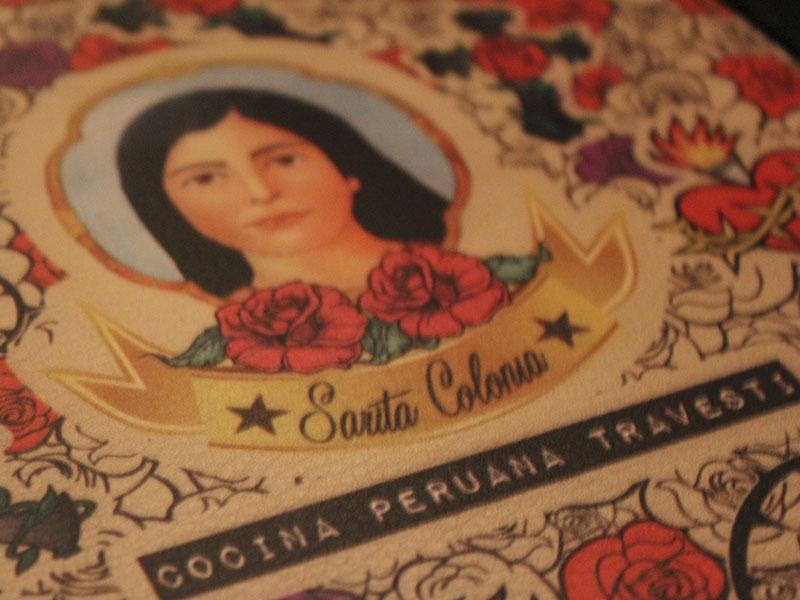 Conocimos la nueva carta de Sarita Colonia: Cocina Peruana Travesti.