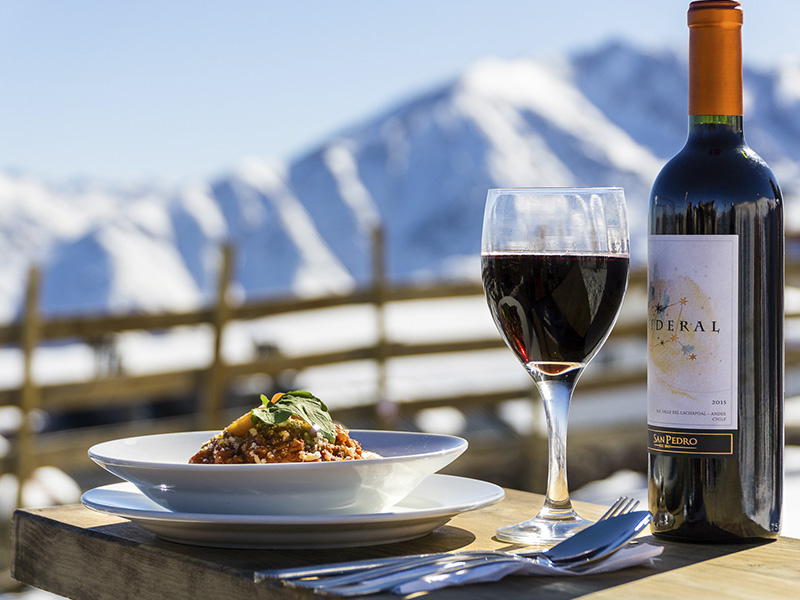El Colorado apuesta esta temporada 2018 por una variada ruta gastronómica