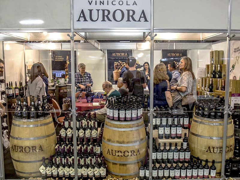 Wine Trade Fair: Sao paulo se cubre de vino y Chile estará presente