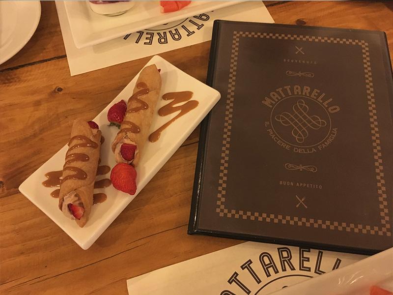 Desayunos a la italiana en Mattarello