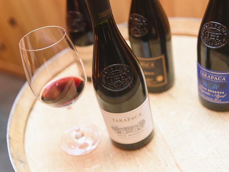 Tarapacá Gran Reserva: Un vino con historia y prestigio