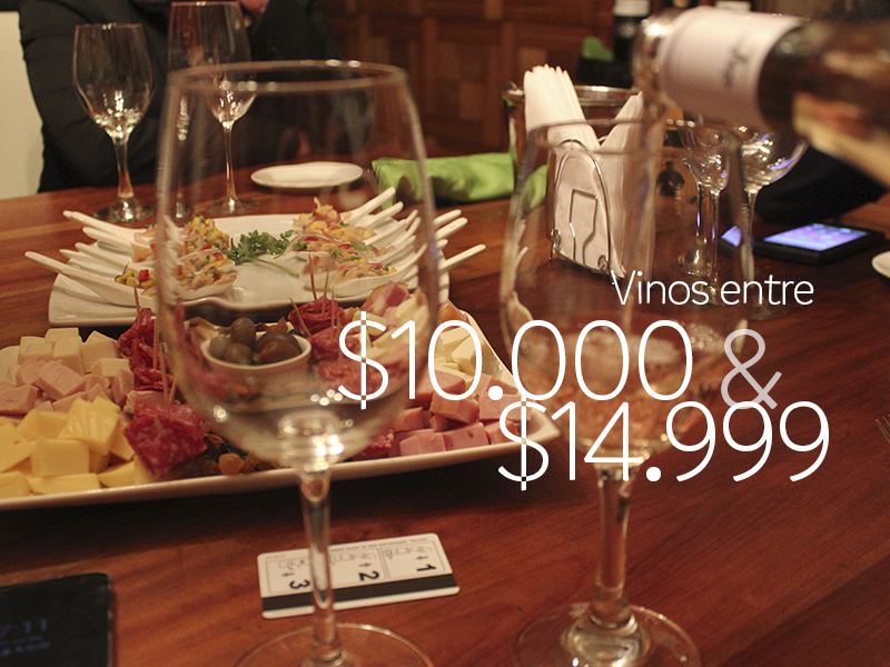 #VinosReC – Alternativas entre $10.000 y $14.999