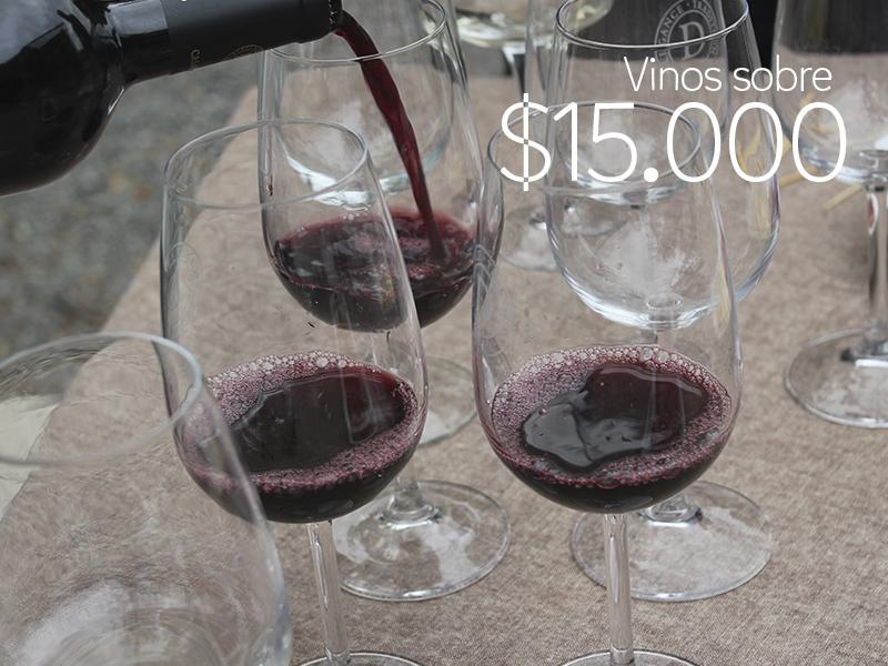 #VinosReC – Vinos sobre $15.000