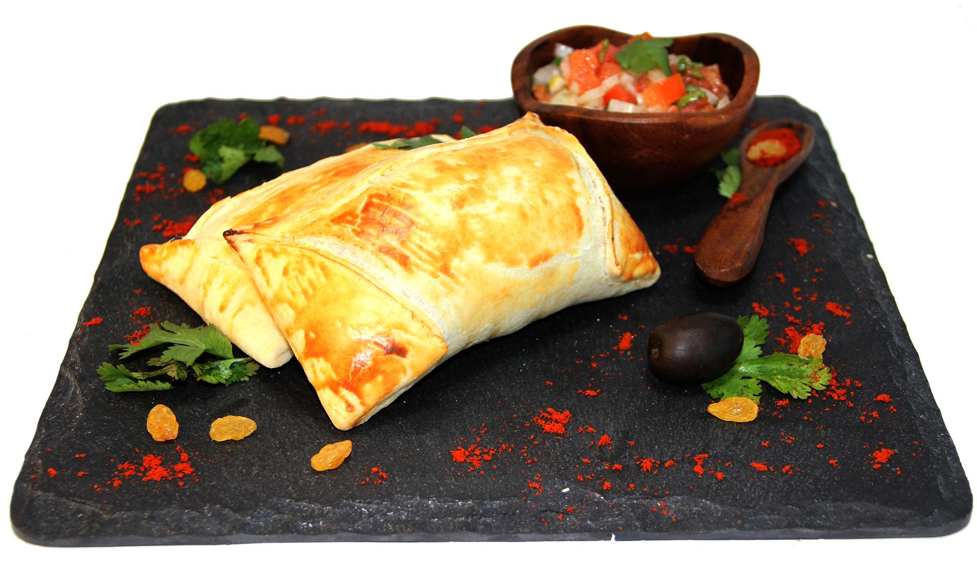 VegMonkey te invita a disfrutar estas Fiestas con empanadas veganas