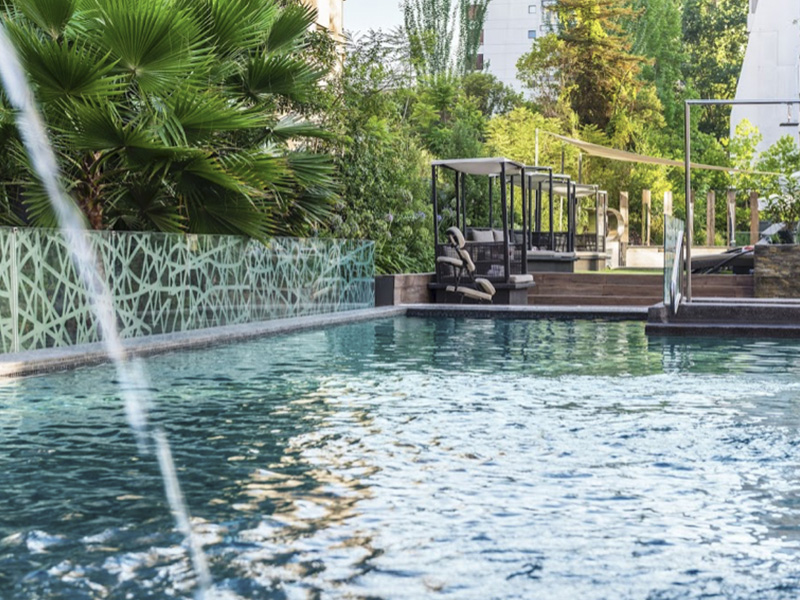 Días de relajo en Renaissance Santiago Hotel