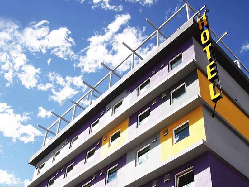 Hoteles Manquehue presentó Modular Express Calama