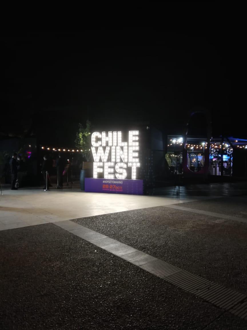 Chile Wine Fest reunió a más de 6mil personas