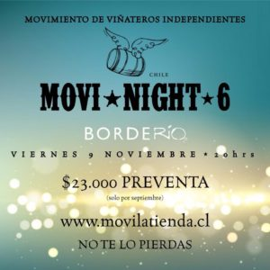Se acerca la sexta MOVI night.