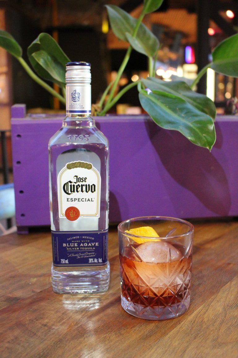 Receta: Coctelería + Verano + Tequila