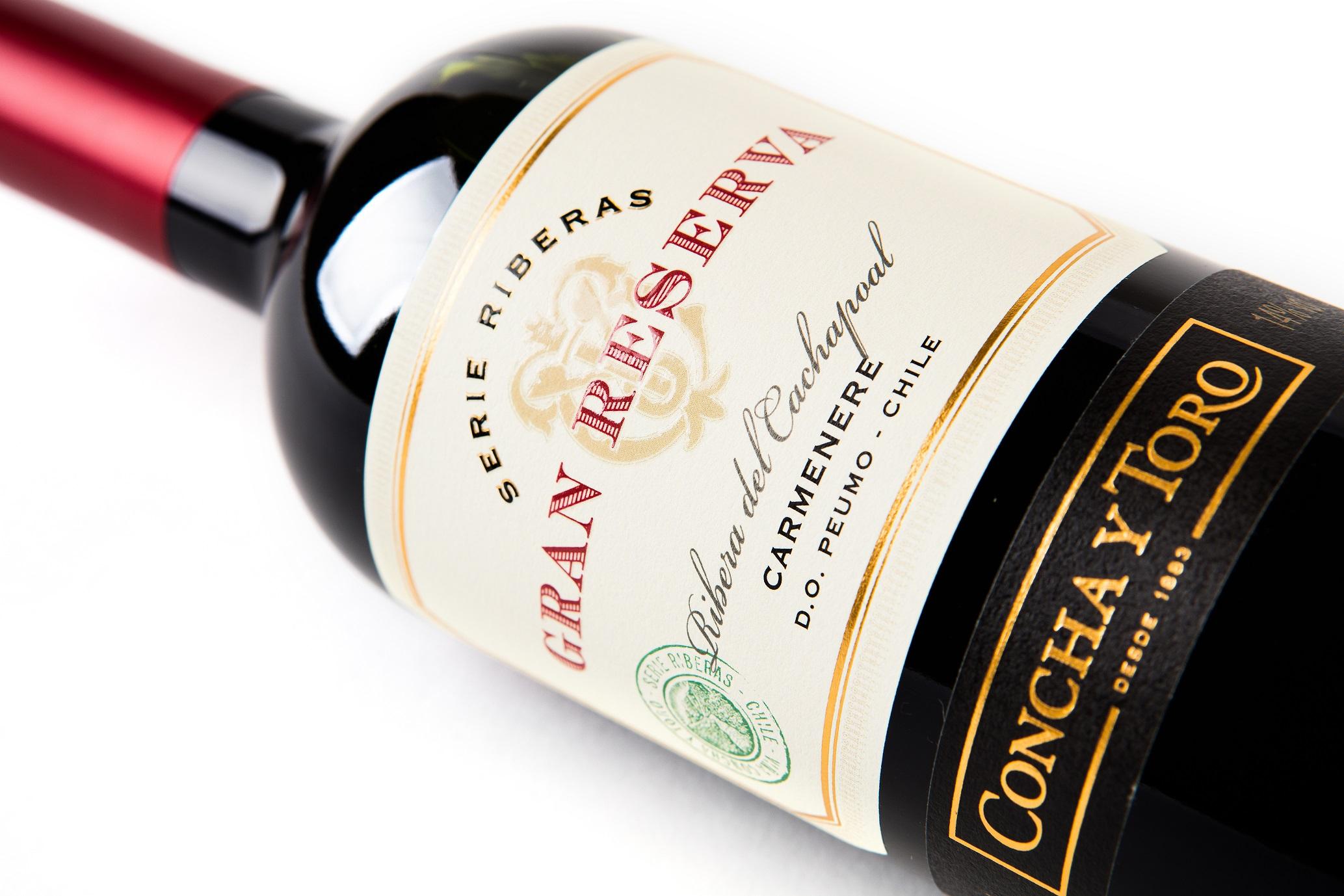 Riberas Carmenere 2016 entra en el listado de Wine Spectator