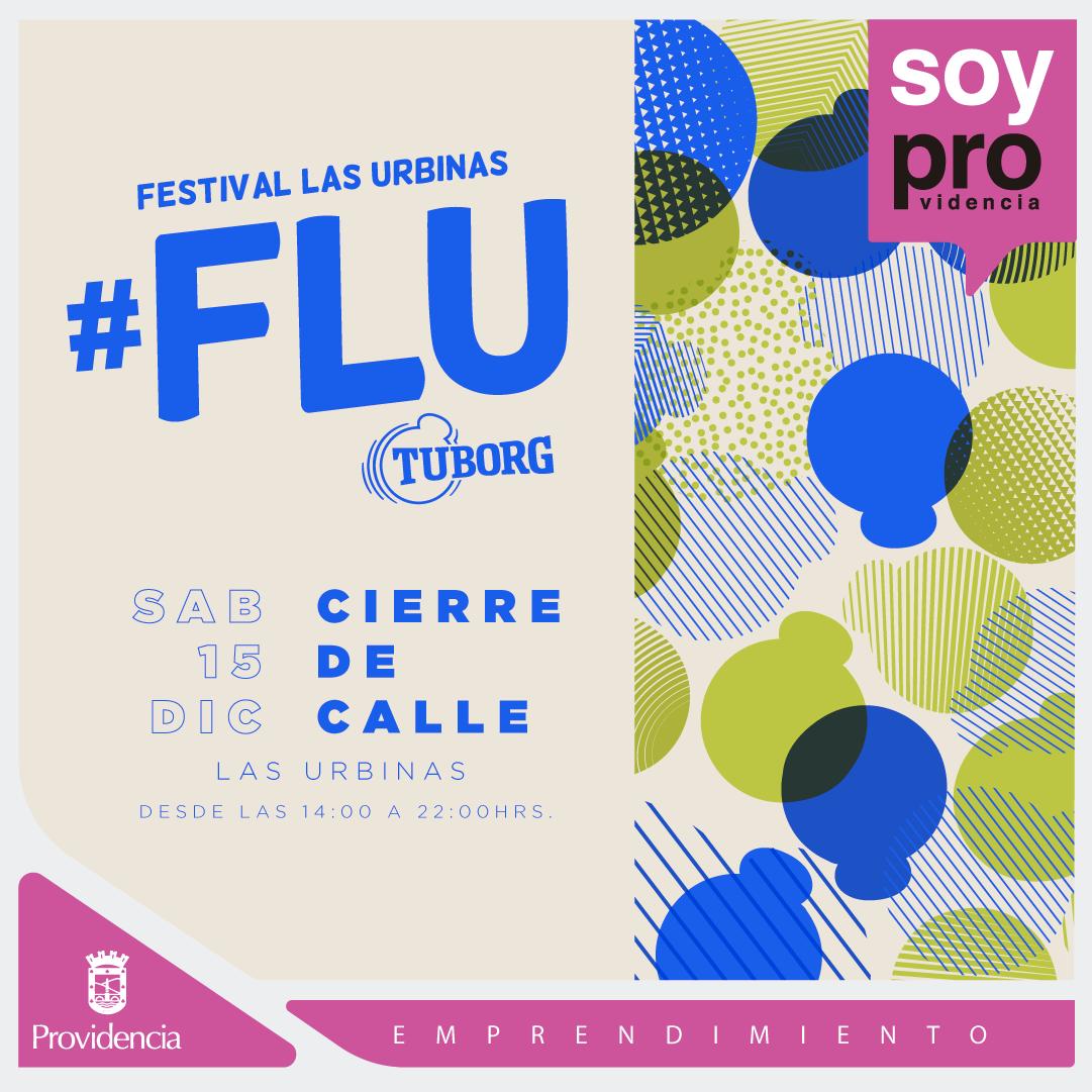 Llega una nueva versión de Festival las Urbinas #FLU
