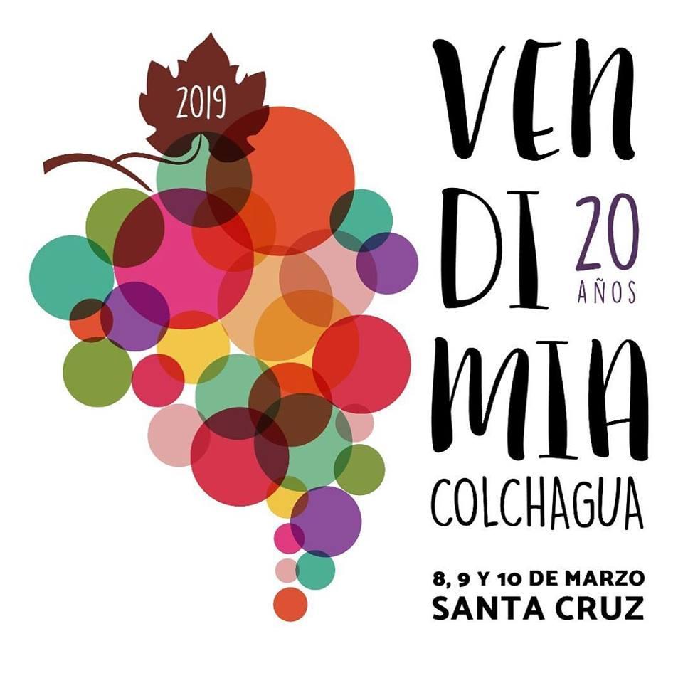 La Fiesta de la Vendimia de Colchagua tiene nueva fecha: 8,9 y 10 de marzo.