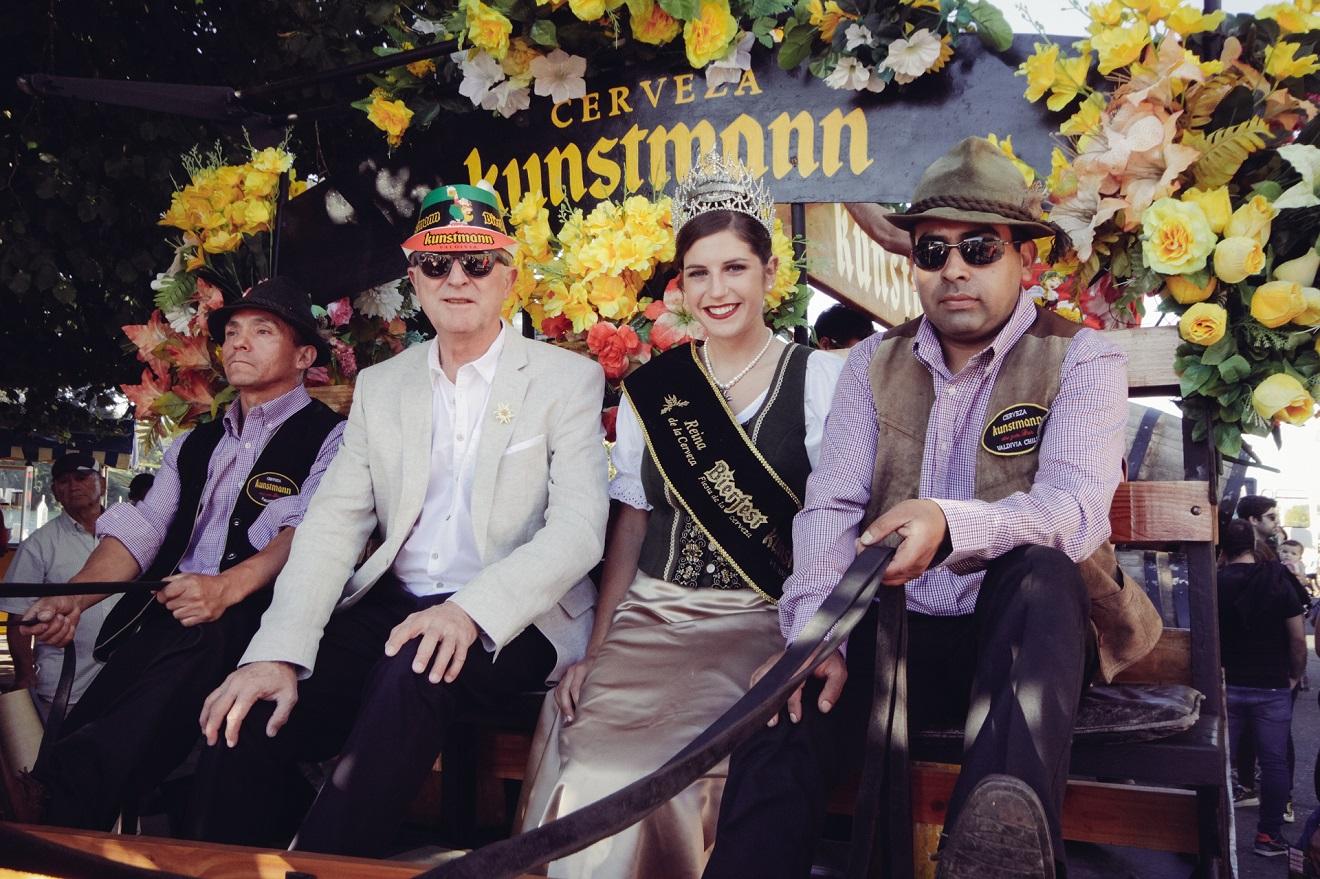 Bierfest Kunstmann 2019 espera repartir 25mil litros de cerveza