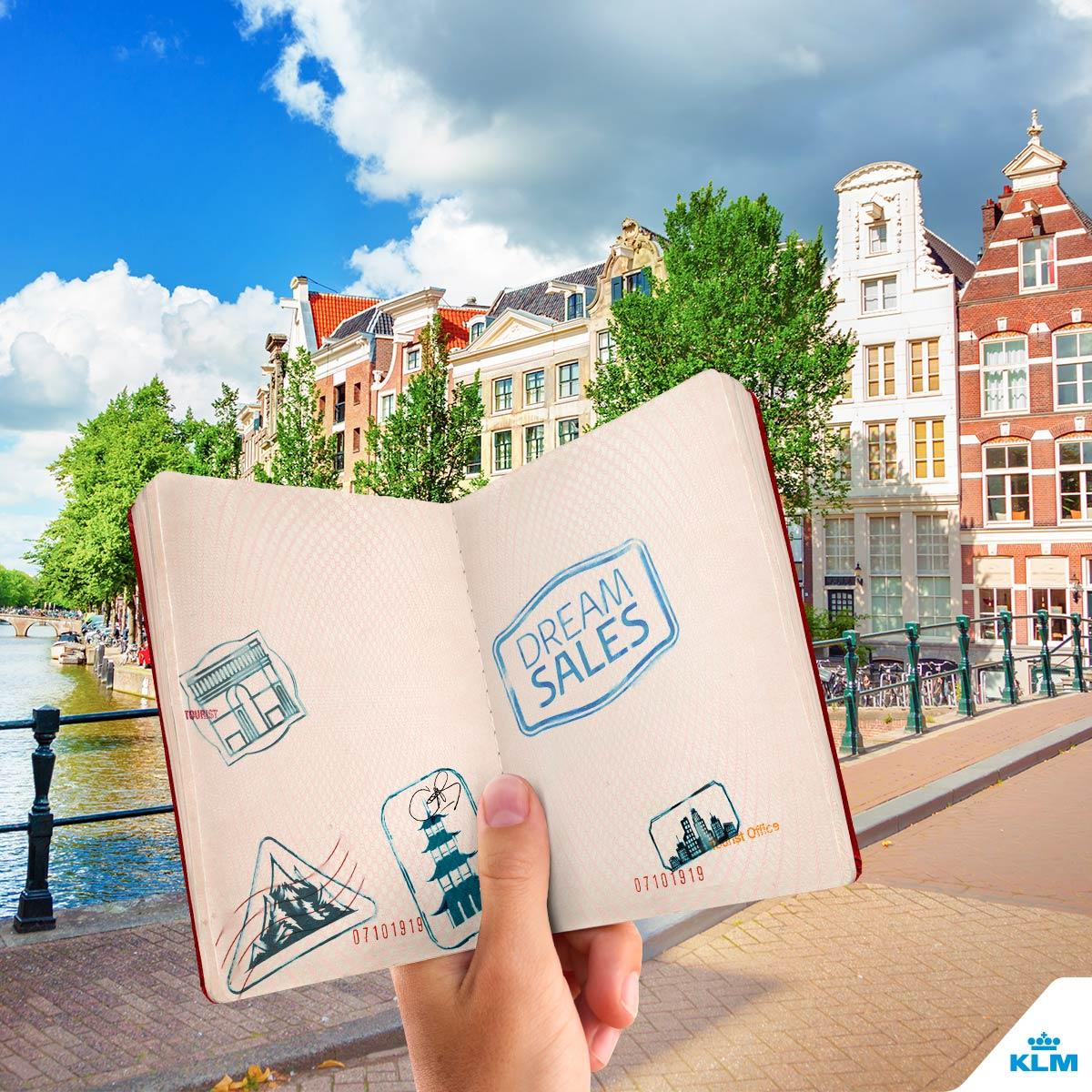 Air France y KLM entregan atractivas alternativas para volar a Europa, Asia y Medio Oriente.