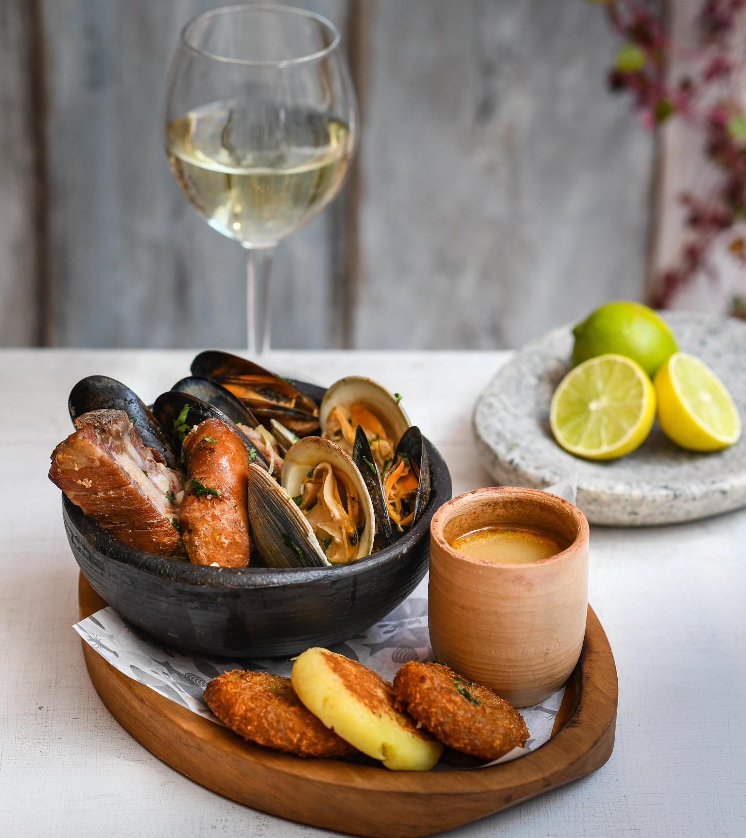 Pulmay abre su restaurante inspirado en el mar