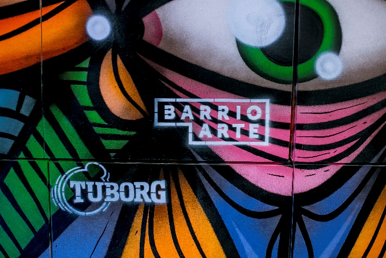 Música, cultura y cerveza en Barrio Arte