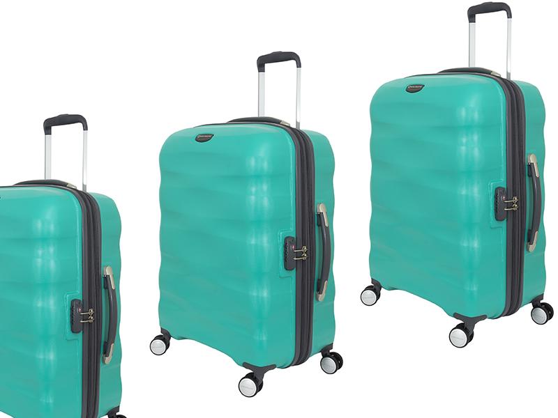 Tornado, la nueva maleta de Saxoline