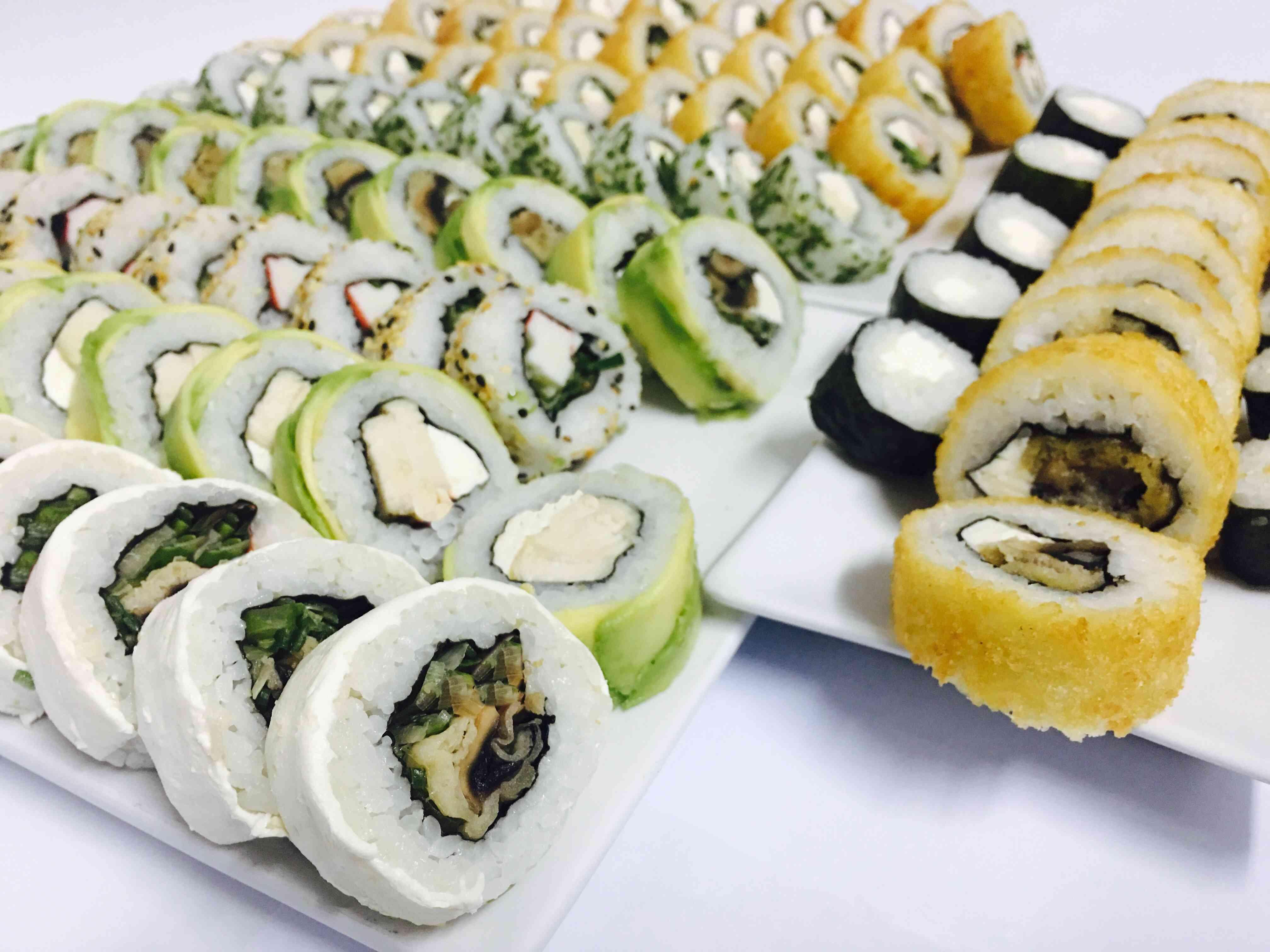 ¿Sushi para este 14/02? Más de 30 locales tendrán alternativas