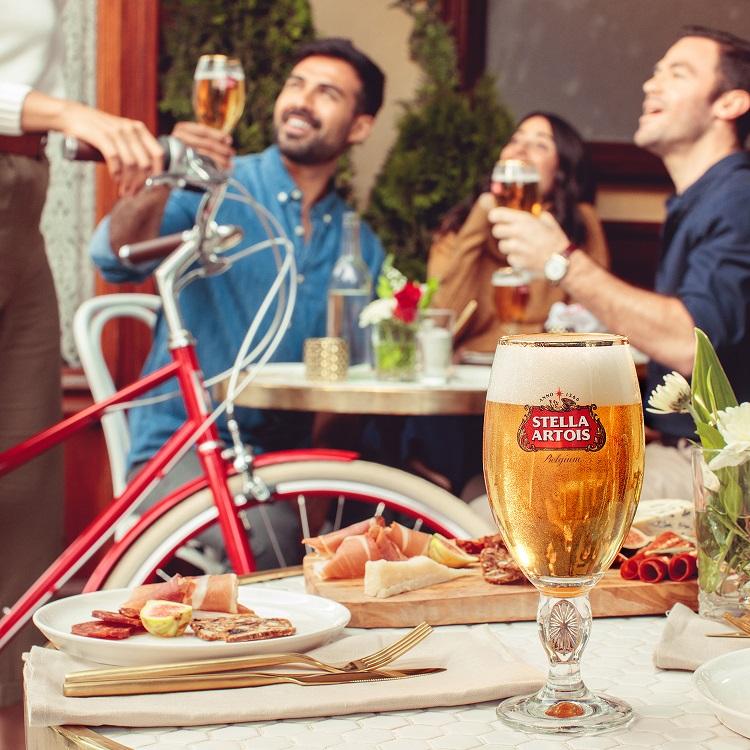 Stella Artois y Mastercard se unen con promociones en restaurantes