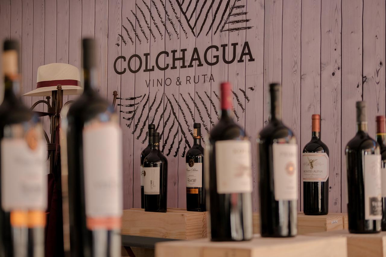 La Plaza del Vino de Chile se vivirá en Colchagua.