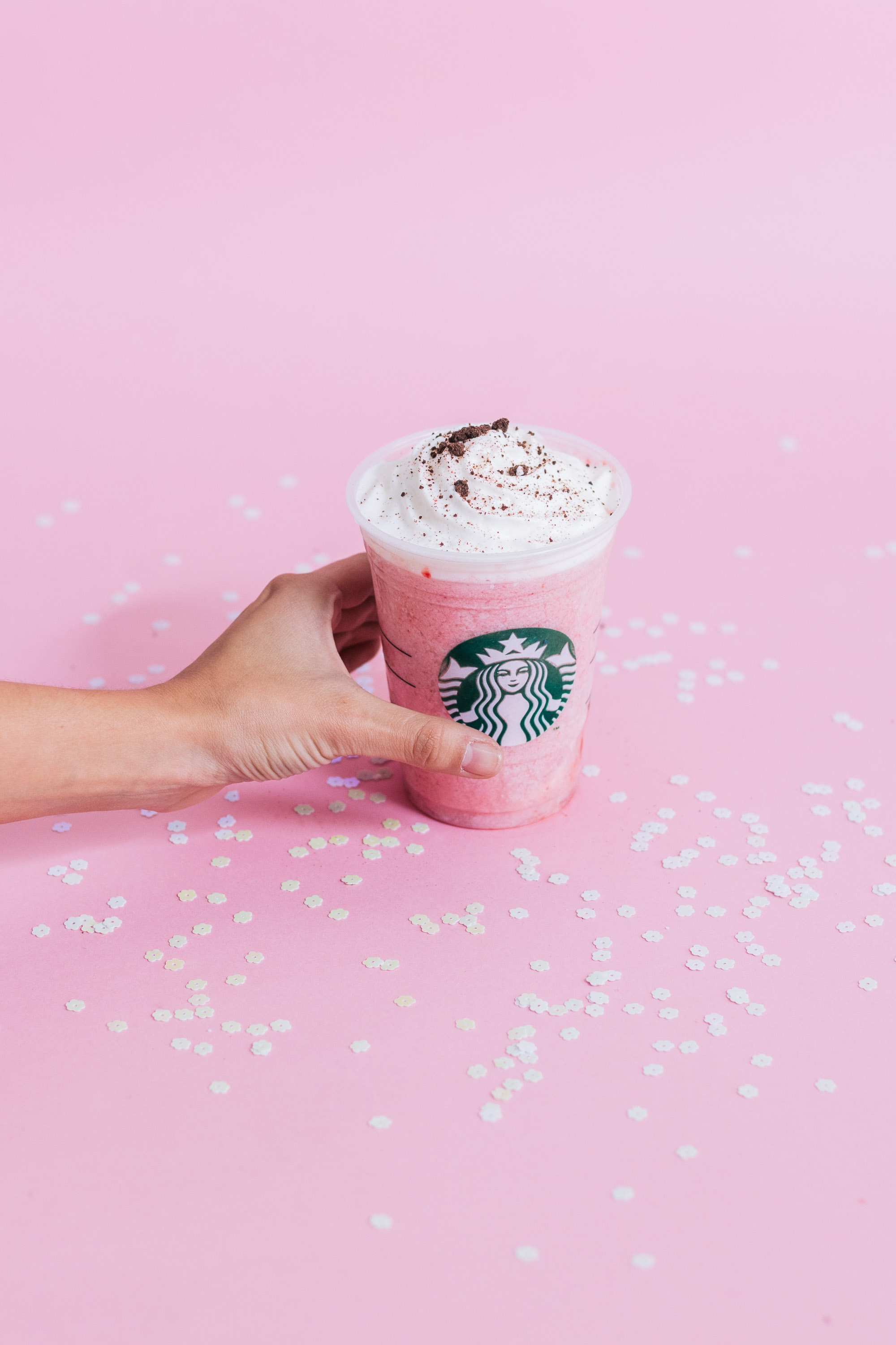 Starbucks lanza Pink Paradise Frappuccino