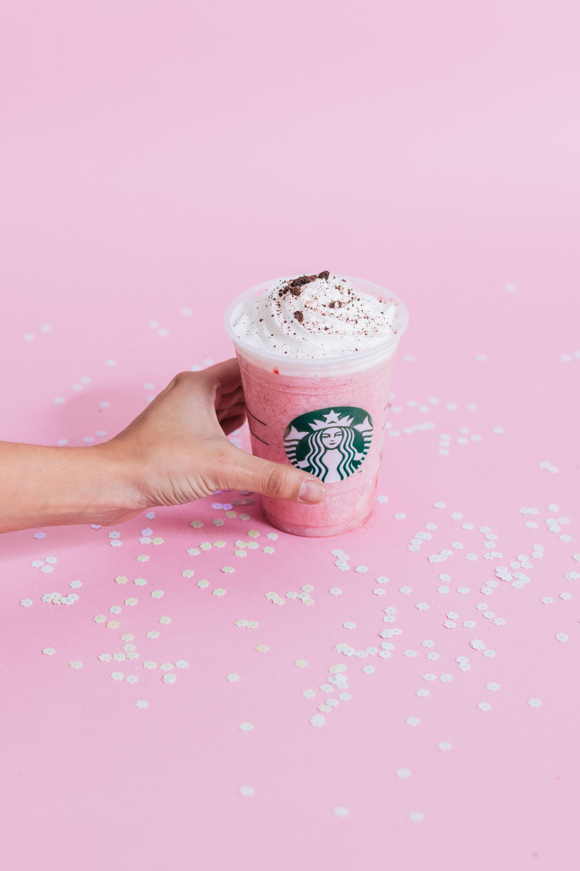 Starbucks lanza Pink Paradise Frappuccino