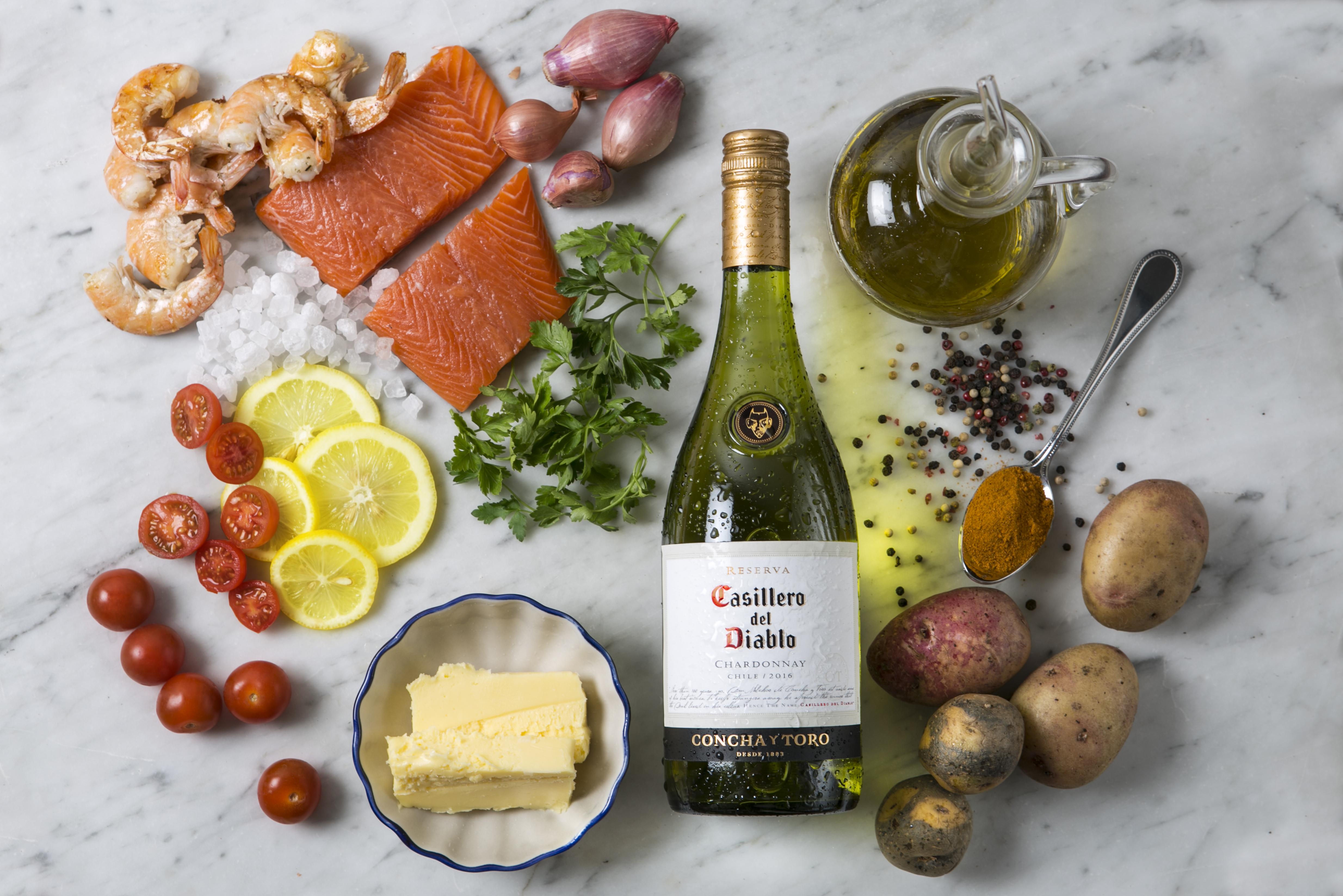 Sepa cómo escoger su vino en función del plato