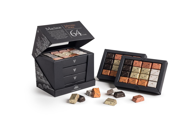 Varsovienne presenta su línea de chocolates macizos