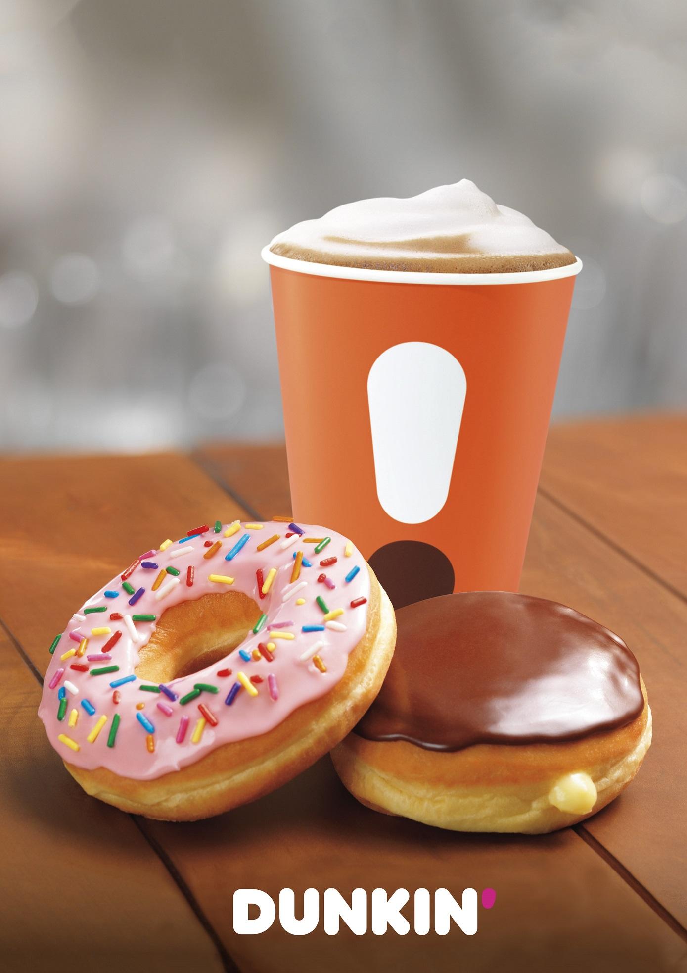Dunkin' Donuts renueva su convenio con CMR Falabella.