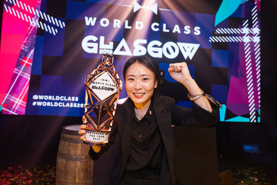 Bannie Kang se corona como Diageo World Class Bartender of the Year 2019