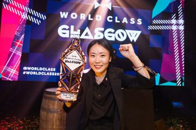 Bannie Kang se corona como Diageo World Class Bartender of the Year 2019