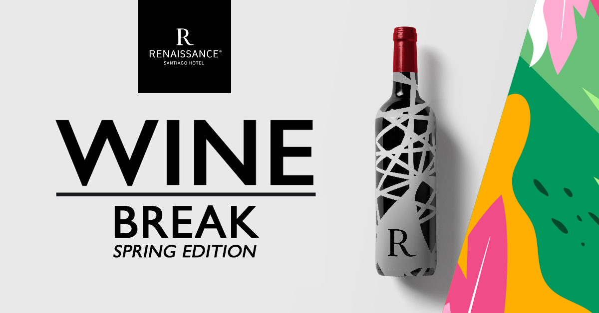 Hotel Renaissance presenta Wine Break Spring Edition