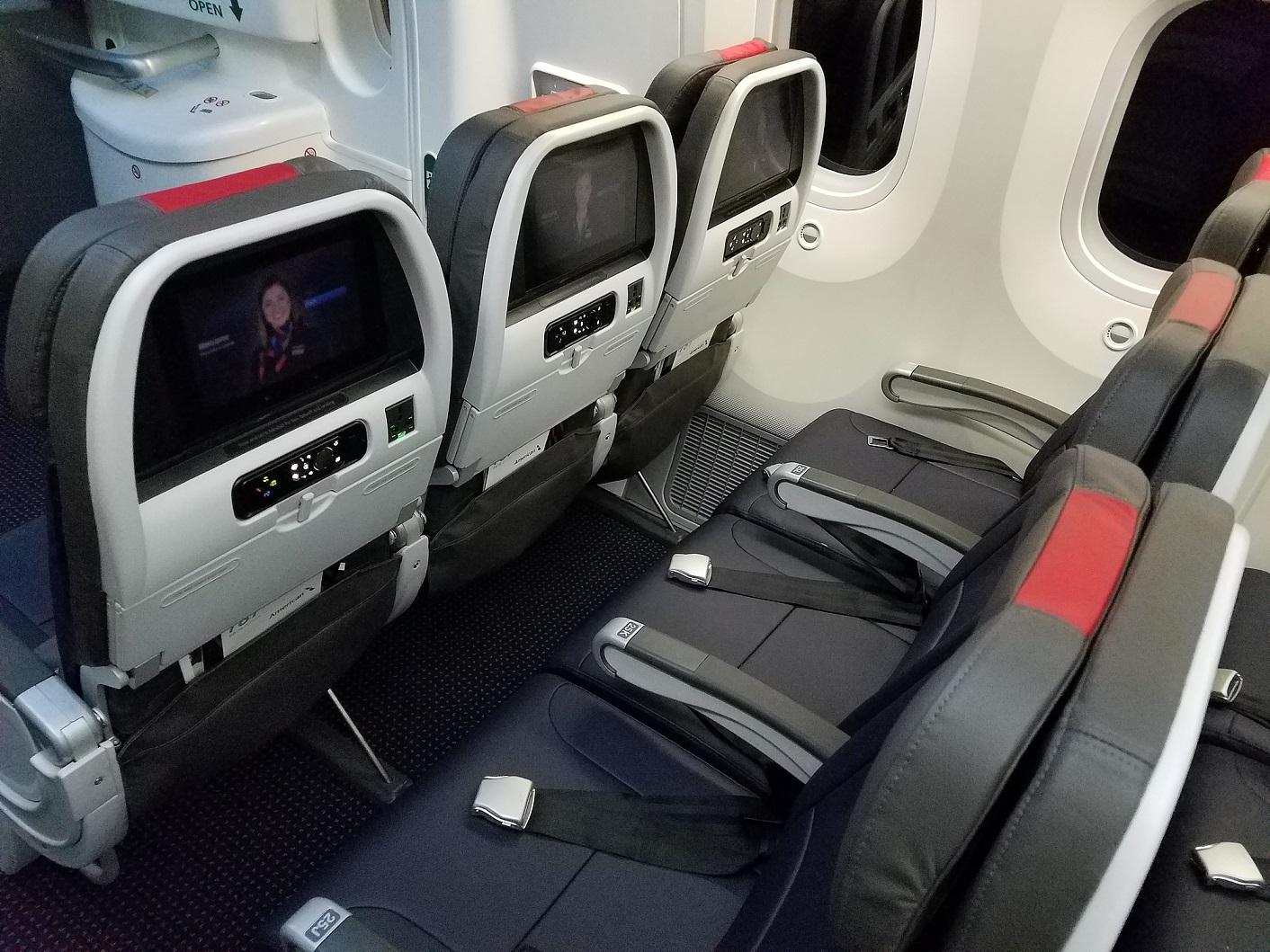 American Airlines implementa servicio Basic Economy en Chile.