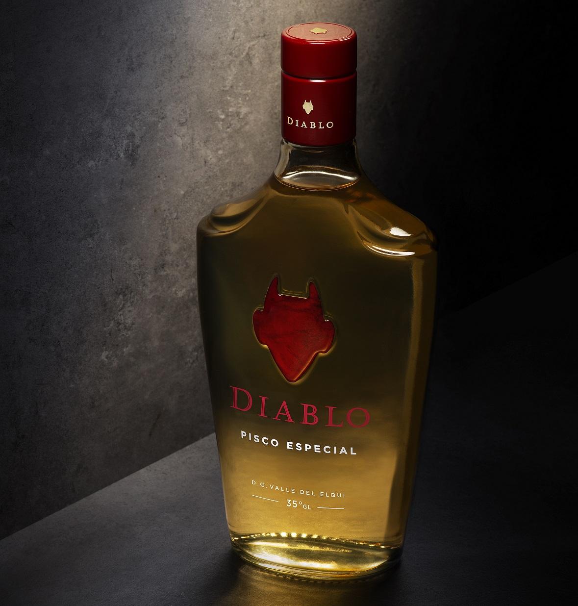 Diablo, el nuevo pisco de Viña Concha y Toro