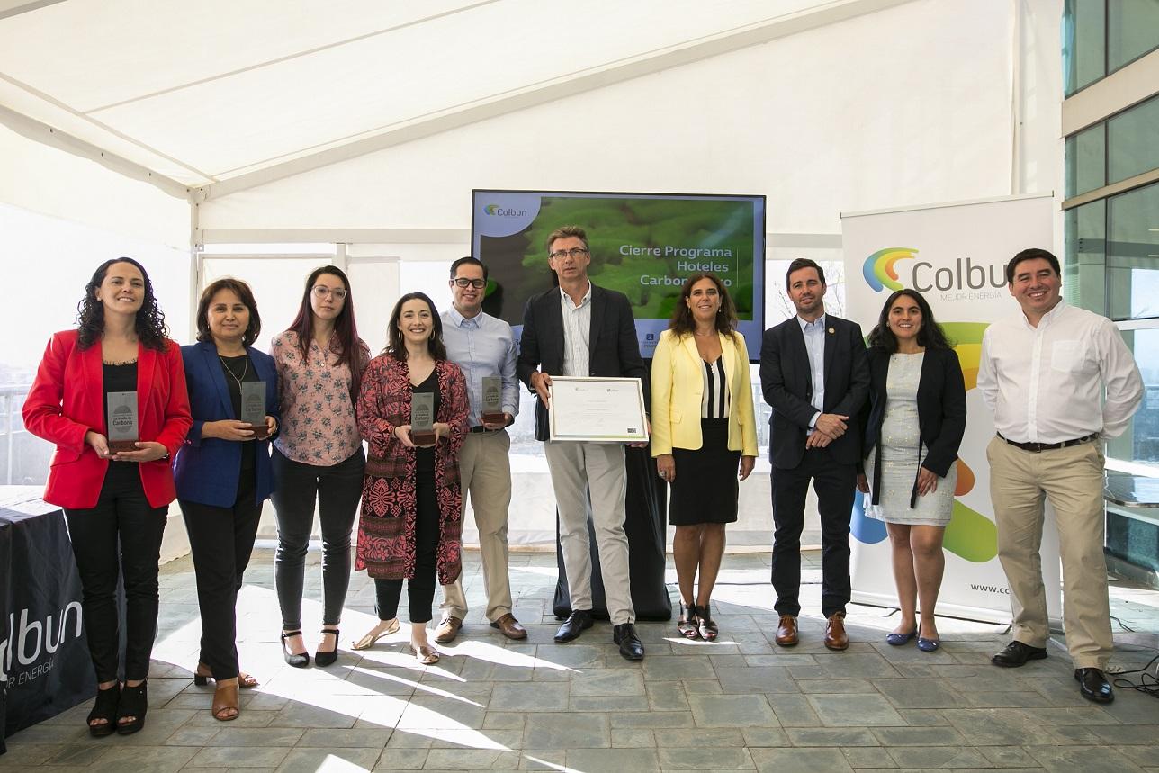 4 hoteles Accor de Santiago de Chile son certificados con sello Carbono Neutral.
