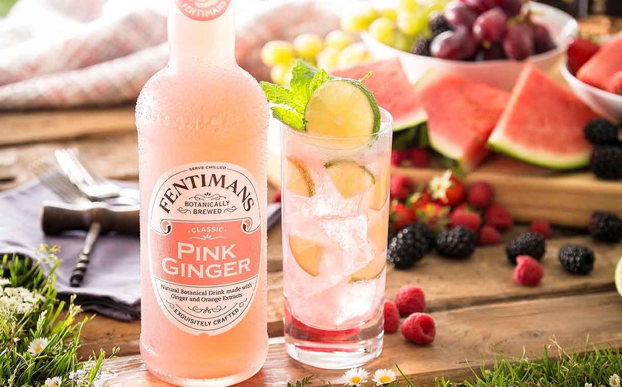 Fentimans: La bebida botánica con más de 100 años de historia aterriza en Chile.